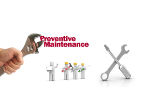 Products -Preventive maintenance services